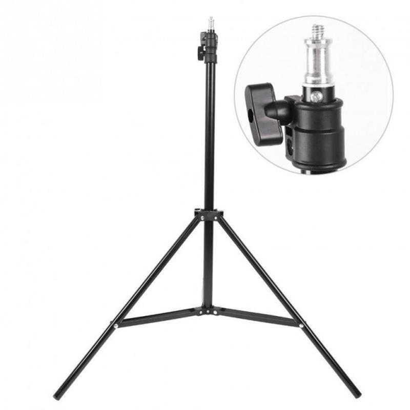 Штатив подставка для кольцевой селфи лампы и фото техники SELFIE RING RL-STAND-1.6M