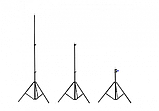 Штатив подставка для кольцевой селфи лампы и фото техники SELFIE RING RL-STAND-1.6M, фото 5