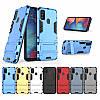 PC + TPU чехол Metal armor для Samsung Galaxy M31s (7 цветов)