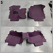 Комплект ковриков 3D Mercedes S class W221