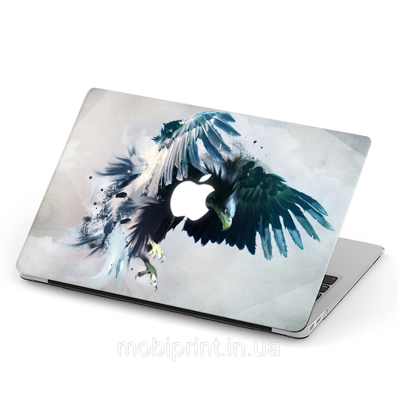 Чехол пластиковый для Apple MacBook Pro / Air Орёл (Eagle) макбук про case hard cover