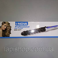 Плойка для завивки волос Nova NHC-5377, фото 2