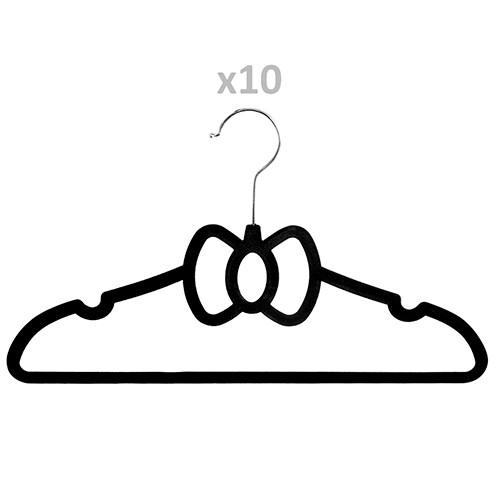"""Вешалка """"Бантик"""" R85332, 40 см, 10 шт. в упаковке"""