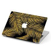 Чехол пластиковый для Apple MacBook Pro / Air Золотой листок (Golden Bough) макбук про case hard cover