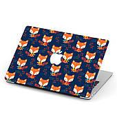 Чехол пластиковый для Apple MacBook Pro / Air Лисица (Fox) макбук про case hard cover