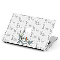 Чехол пластиковый для Apple MacBook Pro / Air Багз Банни (Bugs Bunny) макбук про case hard cover, фото 1