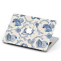 Чехол пластиковый для Apple MacBook Pro / Air Ракушки (Shells) макбук про case hard cover, фото 1