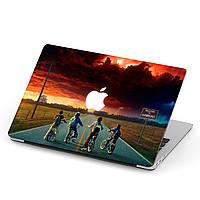 Чехол пластиковый для Apple MacBook Pro / Air Очень странные дела (Stranger Things) макбук про case hard cover, фото 1
