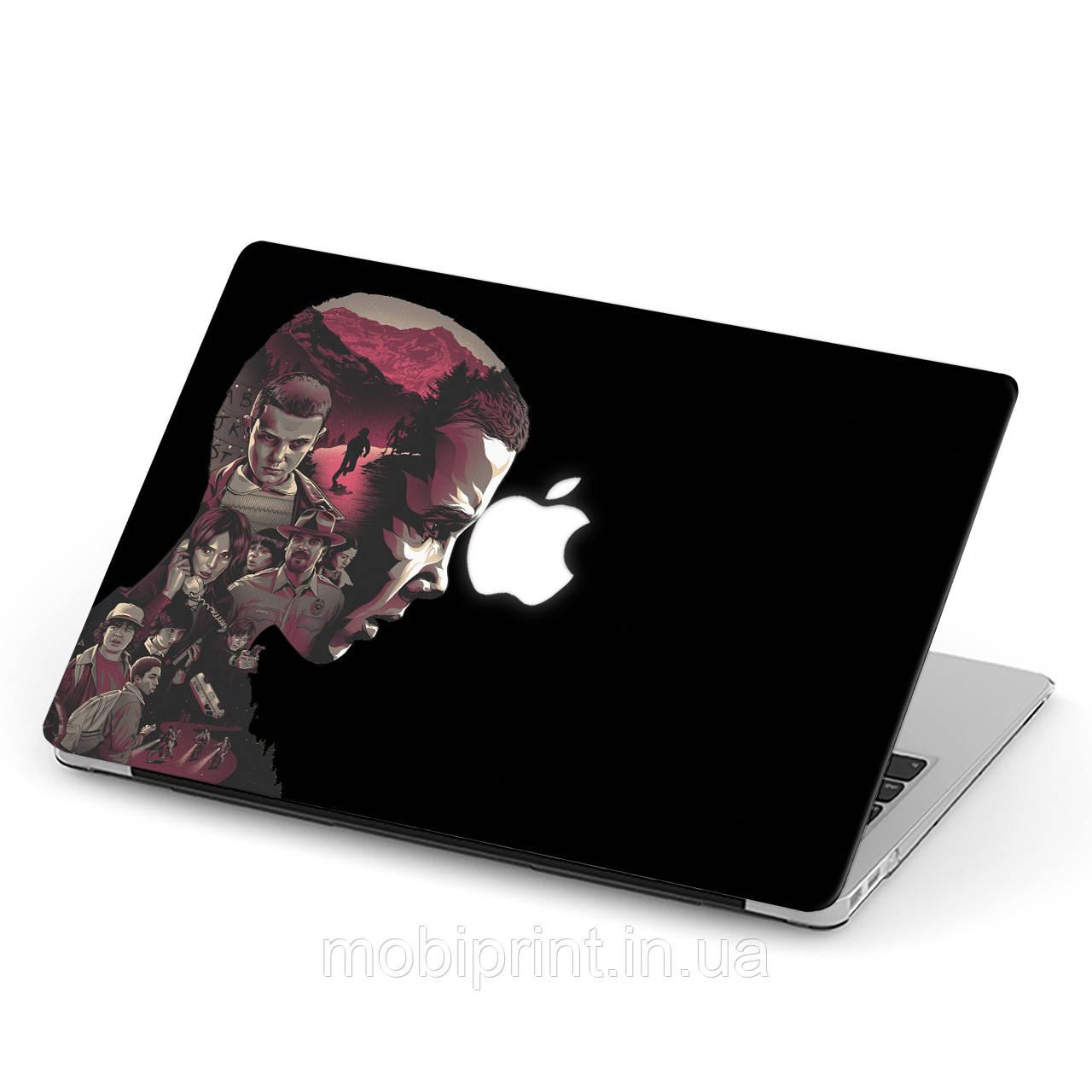 Чехол пластиковый для Apple MacBook Pro / Air Одиннадцать (Eleven) макбук про case hard cover
