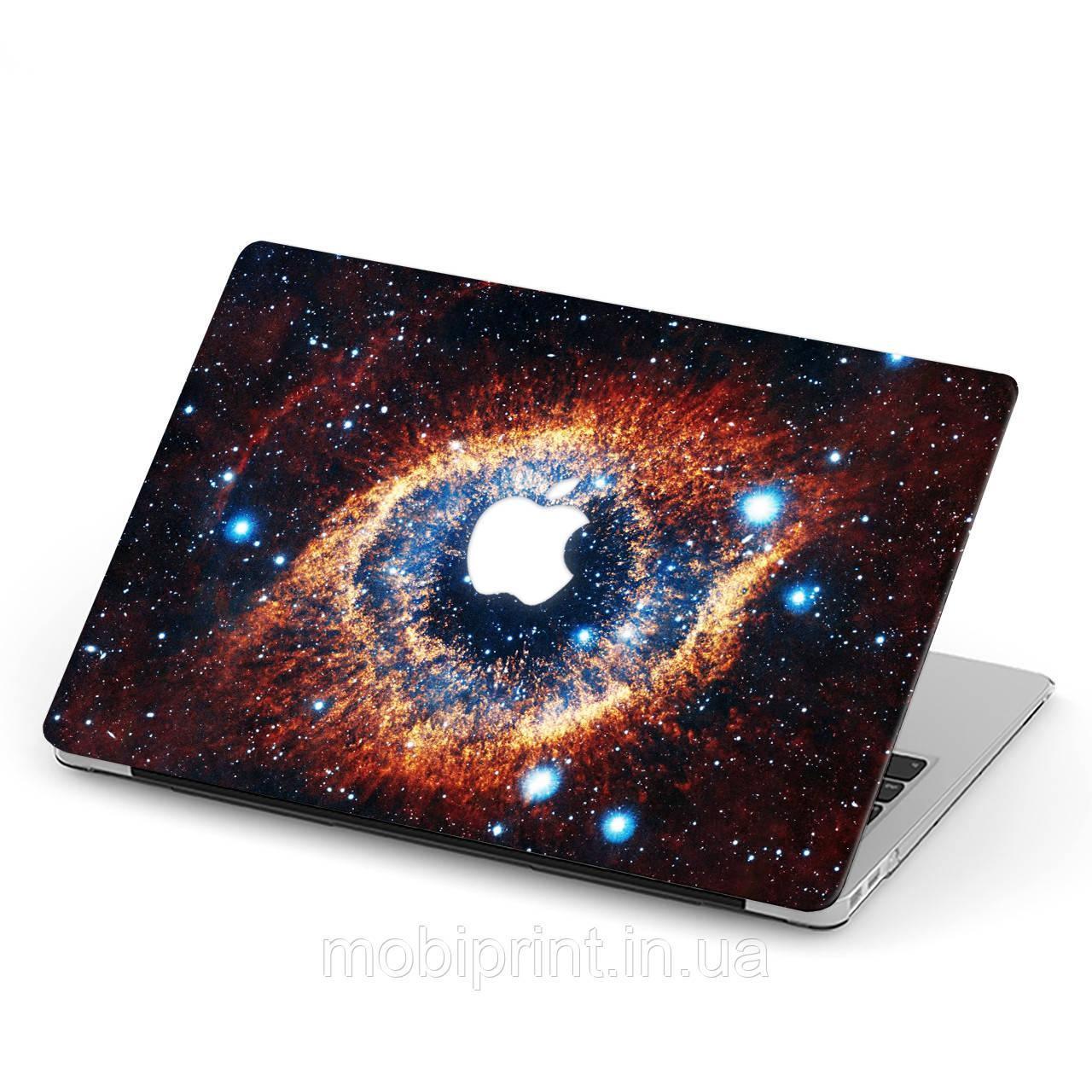 Чехол пластиковый для Apple MacBook Pro / Air Космос (Space) макбук про case hard cover