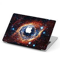 Чехол пластиковый для Apple MacBook Pro / Air Космос (Space) макбук про case hard cover, фото 1
