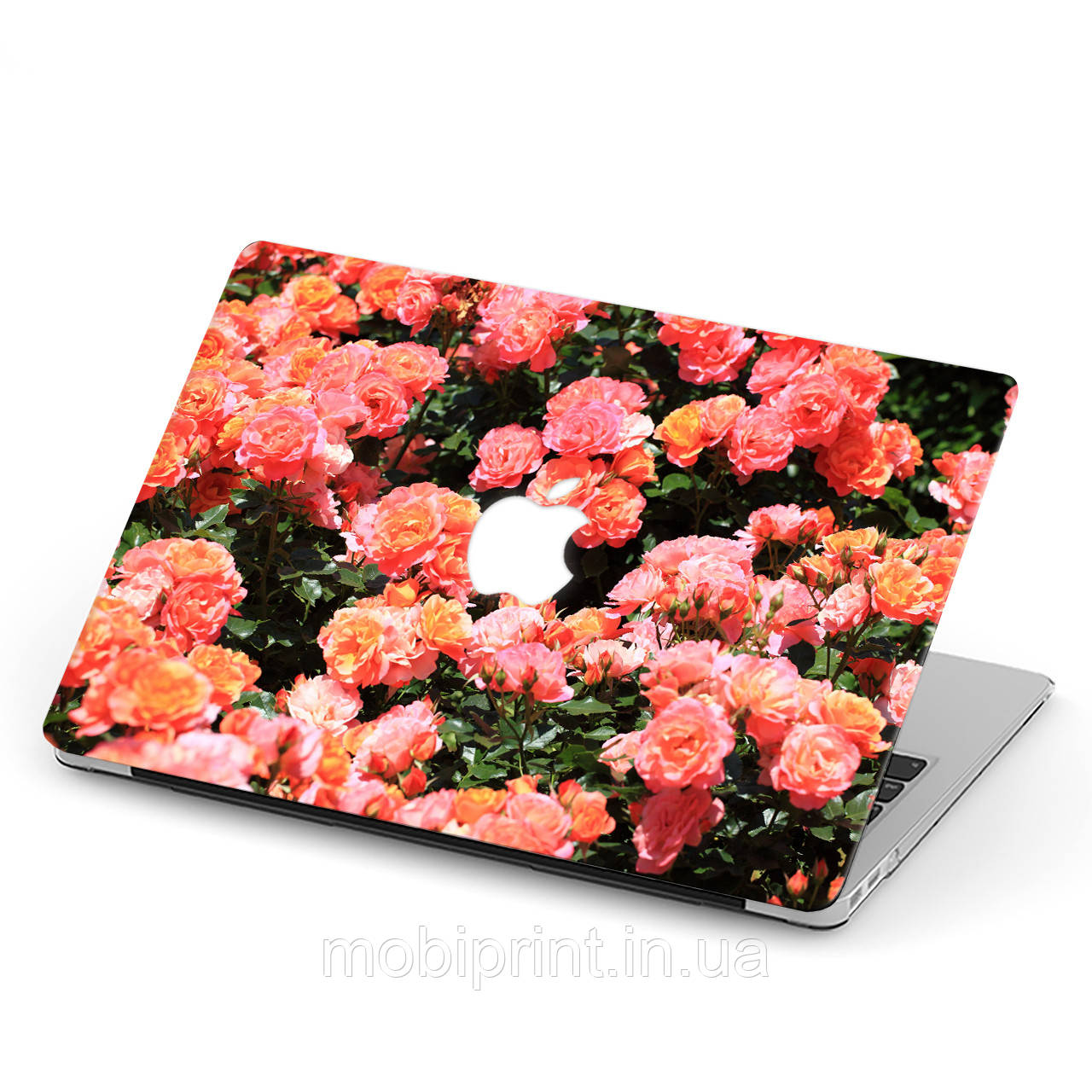 Чехол пластиковый для Apple MacBook Pro / Air Розы (Roses) макбук про case hard cover