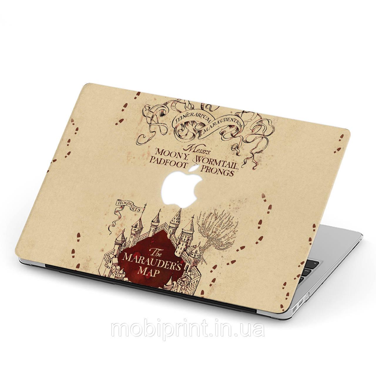 Чехол пластиковый для Apple MacBook Pro / Air Гарри Поттер (Harry Potter) макбук про case hard cover