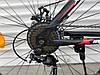 """Гірський Велосипед TopRider XYCLONE 26 Дюймів """"801"""" Чорно-Червоний, фото 6"""