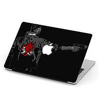 Чехол пластиковый для Apple MacBook Pro / Air Киберпанк 2077 (Cyberpunk 2077) макбук про case hard cover, фото 1