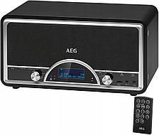 Радиоприемник AEG NDR 4378 Black