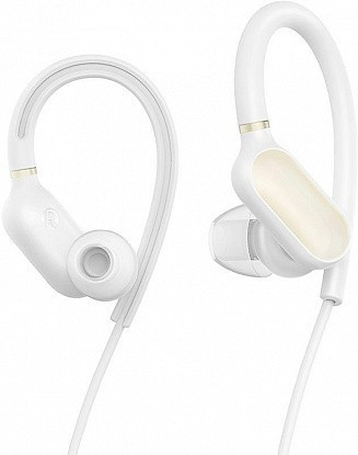 Наушники Xiaomi Mi Sports Bluetooth Mini White (ZBW4381CN)