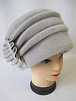 Удобные теплые шапки для женщин., фото 1