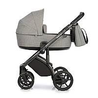 Дитяча коляска 2 в 1 Roan Bass Next 02 Grey