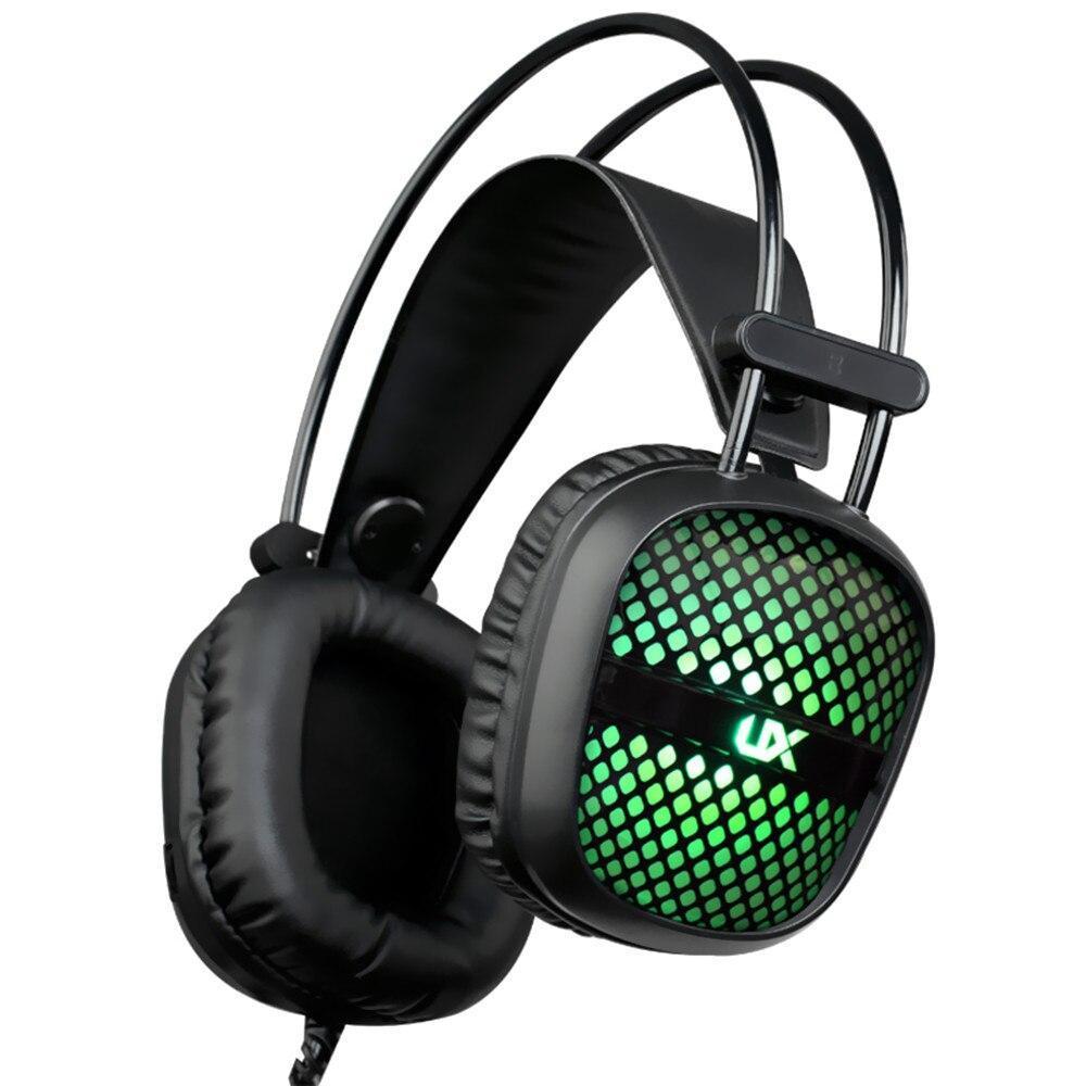 Игровые наушники проводные A2 с микрофоном