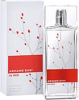 Armand Basi In Red Eau De Toilette Туалетная вода 100 ml (Арманд Баси Ин Ред) Женский Парфюм Духи
