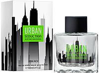 Antonio Banderas Urban Seduction in Black Туалетная вода EDT 100ml (Антонио Бандерас Урбан Седакшн ин Блэк)