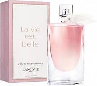 Lancome La Vie Est Belle L'Eau De Toilette Florale Туалетная вода EDT 75ml (Ланком Ла Ви Э Бель Ля Флорал) EDP