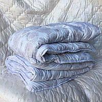 Теплое одеяло из холлофайбера евро размер