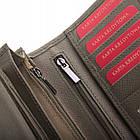 Шкіряний гаманець BETLEWSKI з RFID 17.8 х 9.5 х 4 (BPD-SA-12) - бежевий, фото 4