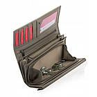 Шкіряний гаманець BETLEWSKI з RFID 17.8 х 9.5 х 4 (BPD-SA-12) - бежевий, фото 10