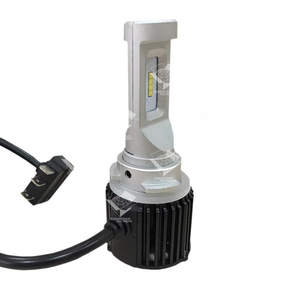 Комплект LED ламп ALed R H15 6000K 4000lm с вентилятором (для рефлекторной оптики)