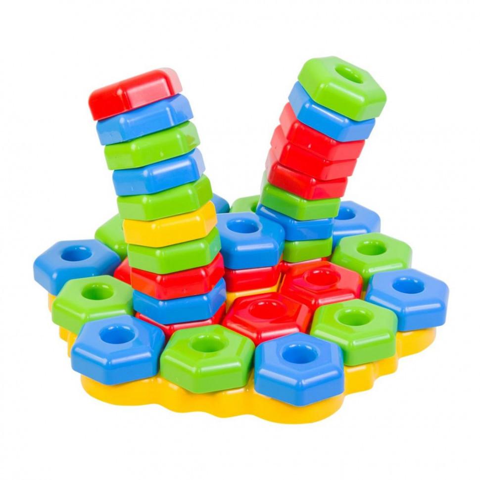 """Развивающая игрушка """"Игро пазлы SUPER"""" 39315"""