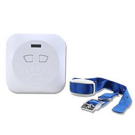 Электронный забор Pets manager JB-03 для собак и кошек беспроводной Белый (100079)
