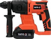 Перфоратор аккумуляторный SDS+ YATO YT-82770
