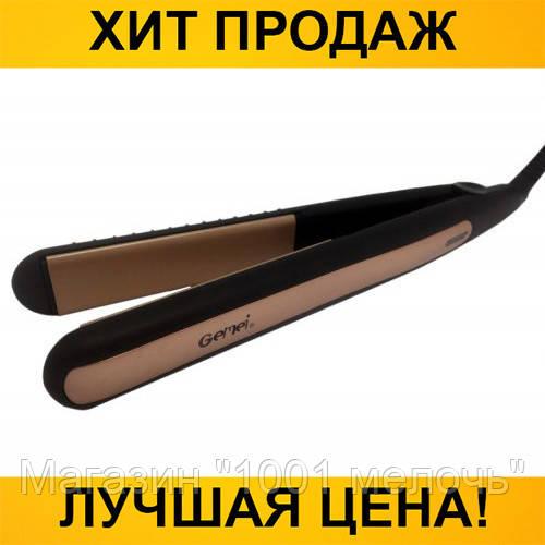 Утюжок выпрямитель для волос Gemei GM-2955W- Новинка
