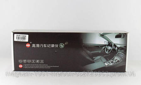 DVR 138E зеркало без доп. камеры, фото 2