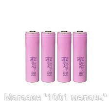 Аккумулятор Samsung 18650 2550mAh, фото 2