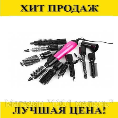 Фен-стайлер для волос 10в1 Gemei GM-4835- Новинка, фото 2