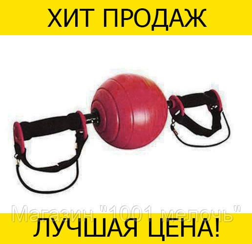 Гимнастический ролик-колесо для пресса ABOORB- Новинка
