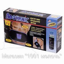 Электрический массажер для похудения ABGymnic- Новинка, фото 3