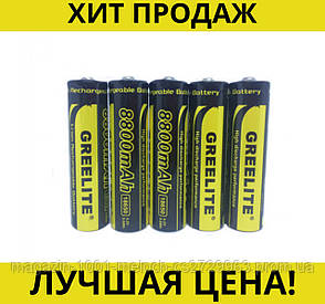 Батарейка BATTERY 18650 Black Greelite- Новинка, фото 2