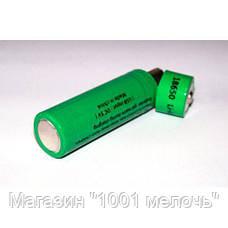 Батарейка BATTERY USB18650 c USB зарядкой- Новинка, фото 3