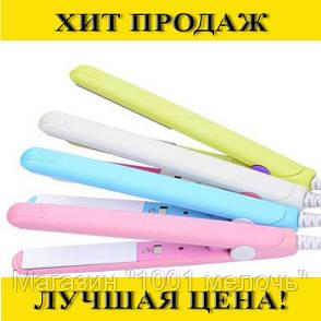 Плойка для выпрямления волос MINI-1- Новинка, фото 2