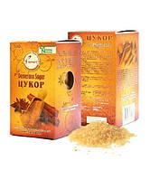 Сахар тростниковый коричневый нерафинированный Demerara Bronce, 1,0 кг