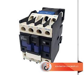 Контактор силовой LC1-D8011