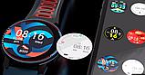 Смарт часы Фитнес браслет трэккер L6 c сенсорным IPS экраном .Браслет здоровья пульсометр тонометр + Подарок, фото 5