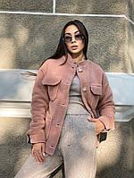Женская куртка из искусственного меха, фото 1