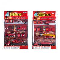 """Игрушечный набор """"Пожарный"""", металлические модели,машинка,игрушки для мальчиков,машина,детские машинки"""