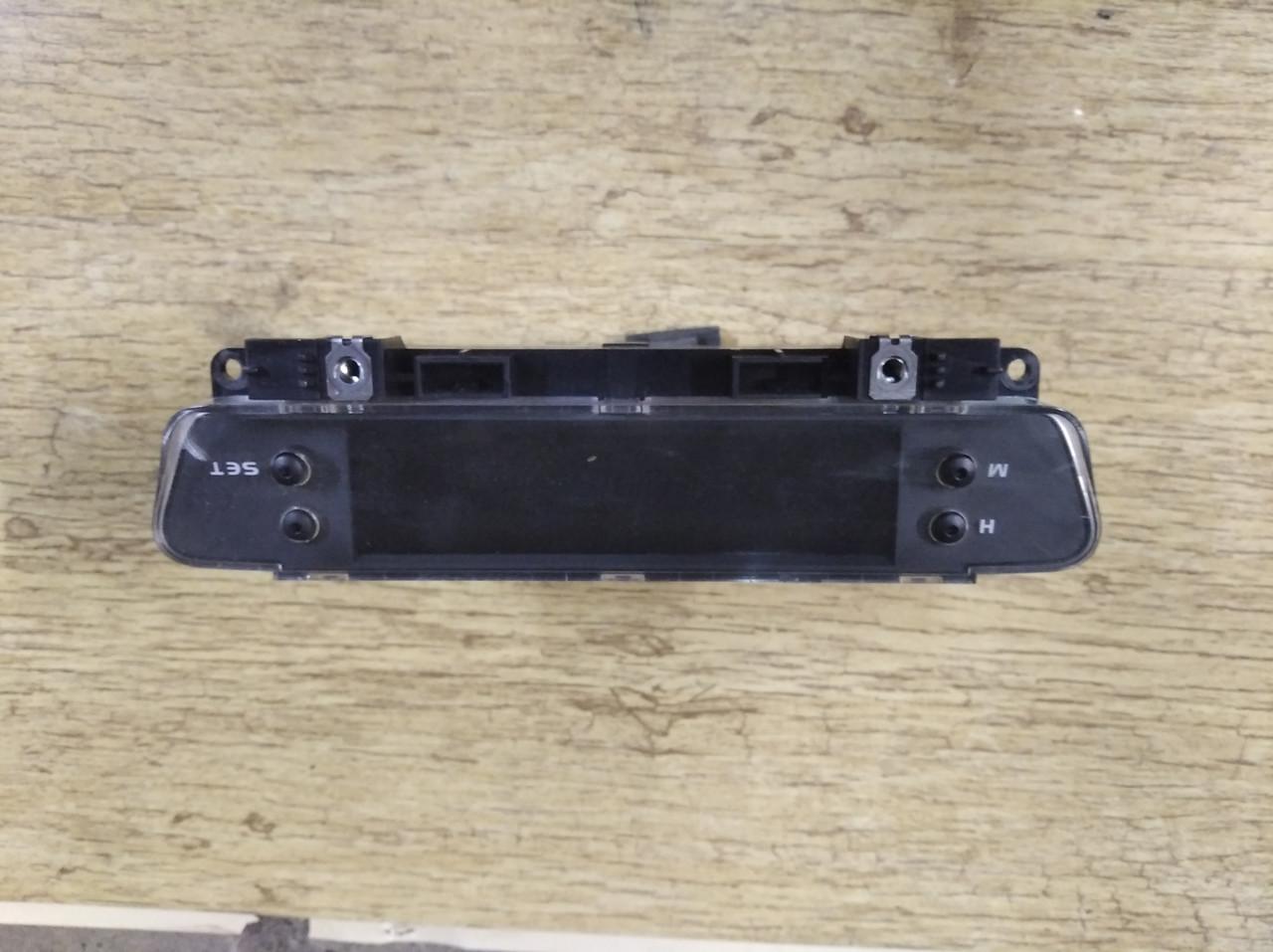 Дисплей многофункциональный 8750A077 992944 Colt CZ 3 Mitsubishi