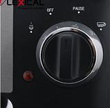 Кавоварка Espresso Lexical LEM-0601 з капучинатором, фото 2